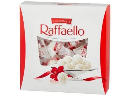 "Конфеты ""Raffaello"" бумажная коробка"