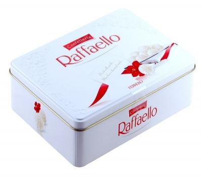 """Конфеты """"Raffaello"""" железная банка"""