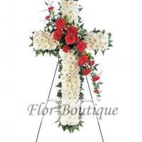 Крест ритуальный № 1