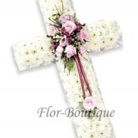 Крест ритуальный № 2