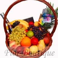 Корзина с фруктами № 13