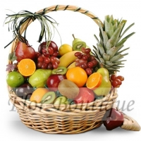 Корзина с фруктами № 1