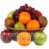 Корзина с фруктами №6