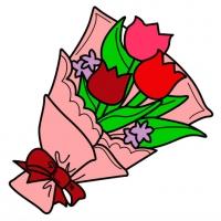 Эксклюзивный весенний букет от флориста на сумму 5000 Р
