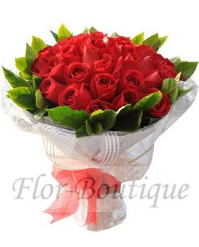 Букет из роз.Доставка цветов в Хабаровске.
