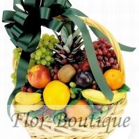 Элитная корзина с фруктами №14