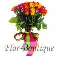 Букет из 15 Кенийских роз