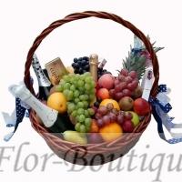 Корзина с фруктами № 12